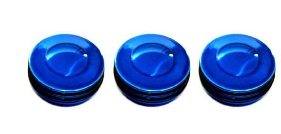 head light knob 1 knob o ring blue pn 9450rb all sales. Black Bedroom Furniture Sets. Home Design Ideas