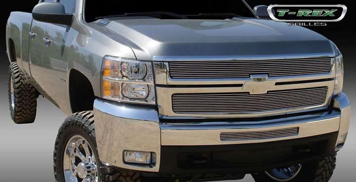 Chevy Silverado Billet Bowtie Emblem 2011 13 2500/3500hd