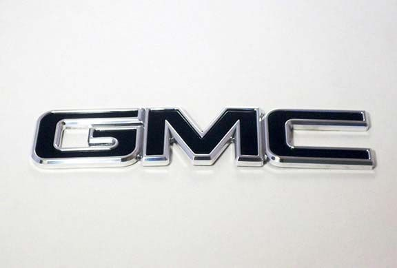 All Sales 96500KP: 1999-2006 Gmc Sierra Black And Polished ...