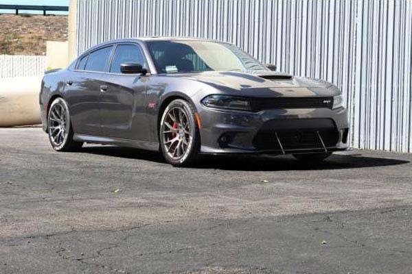Dodge Charger Srt-8 / Scat Pack / Hell Cat Front Wind Splitter