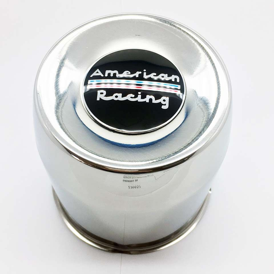 American Racing 1425002ss Stainless 4 25 Chrome Push
