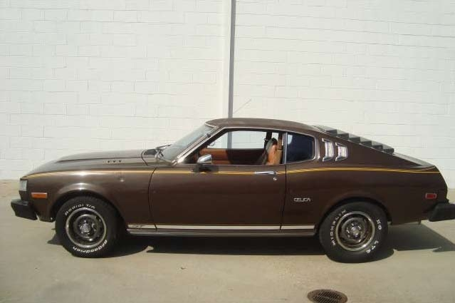 Astra Hammond 10583 Toyota Celica Rear Window Louvers
