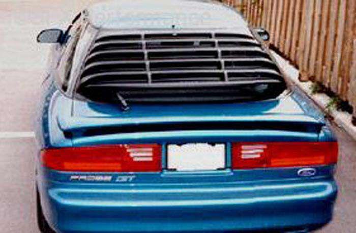 Ford Probe Rear Window Louver 93 98