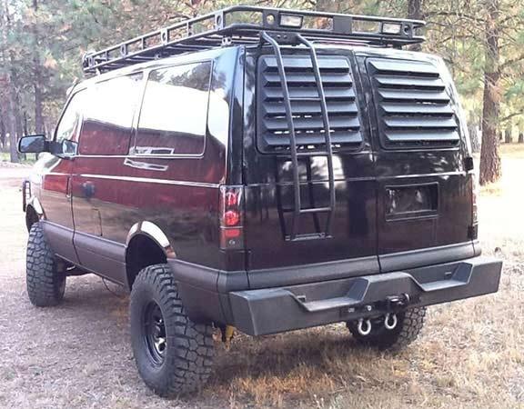 Astra Hammond 2013 1985 2006 Gmc Safari Chevy Astro Van