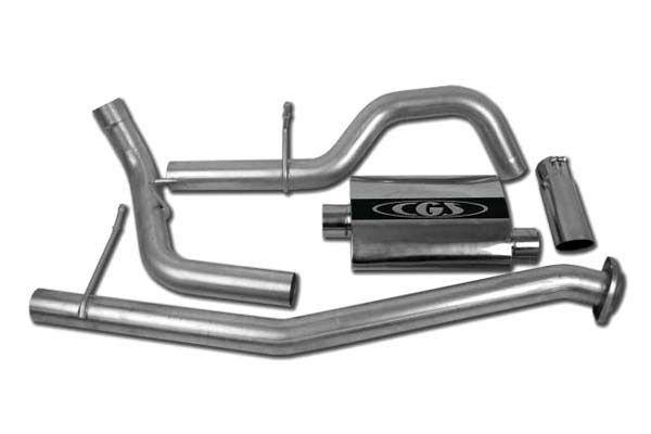 cgs motorsports 60010  chevrolet silverado exhaust systems