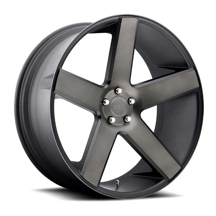 Dub S116 Baller 24 Dub Baller Wheel 24