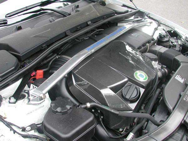 Racing Dynamics 1317455040 Carbon Fiber Engine Cover For
