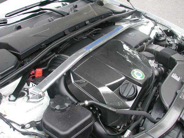 racing dynamics 1317455040 carbon fiber engine cover for. Black Bedroom Furniture Sets. Home Design Ideas