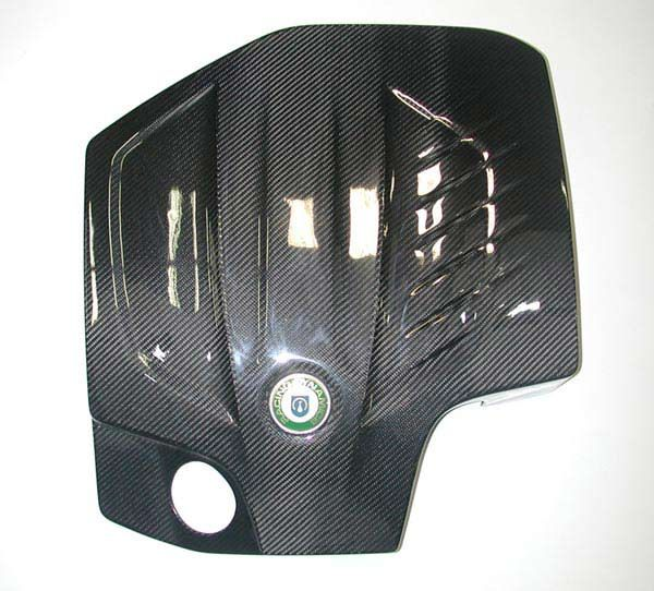 Racing Dynamics 1317455060: Carbon Fiber Engine Cover For