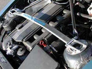 Racing Dynamics 1969924010 Bmw 535is E28 Front Strut