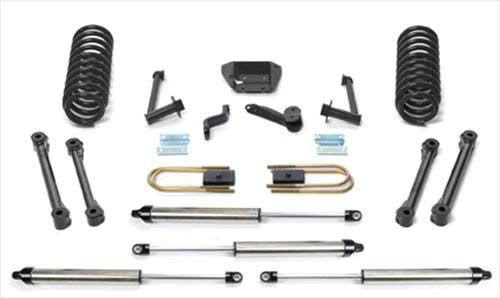 fabtech k30151db  6 inch lift kit 06 3500