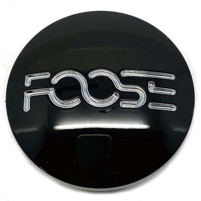 Foose 1001 13b Replacement Foose Hornet And Whip 6 Center Cap Black