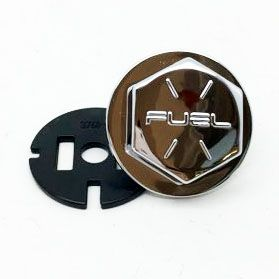 Fuel 5150 16r Fuel Hostage Chrome Fuel Wheel Rivet