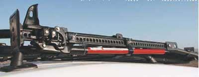 Garvin 55900 Fj Cruiser Jack Mounting Bracket