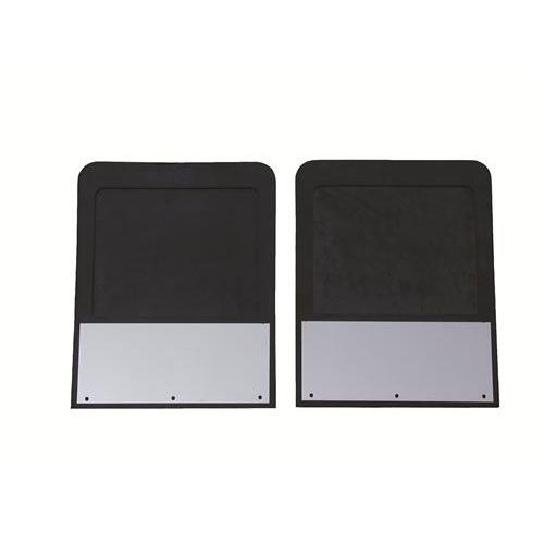 Dually Mud Flaps >> Go Industries 70764SET: Dodge Dually Mud Flaps 19 Inch Wide X 24 Long With Weight Flat Style