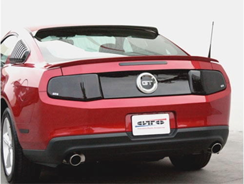 Gt Styling Gt4151 2010 2012 Ford Mustang Blackout Tail