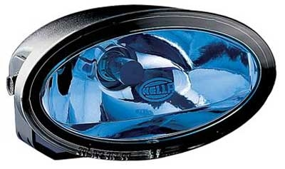 Hella 008283861 Blue Oval Driving Lights