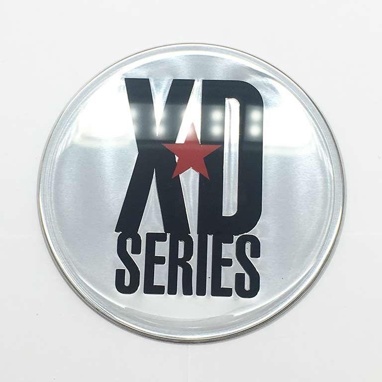 KMC XD Series 11778: Kmc Xd Series 778 Center Cap Logo Chrome