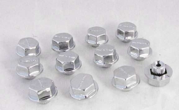 Kmc D17 X12 Replacement Kmc Xd Rockstar Rivets Pack Of 12