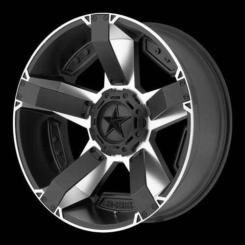 Kmc Xd Series Xd81178000535 Rockstar 2 Rs2 17x8 Machined