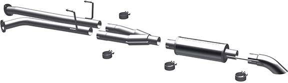 magnaflow 17112  exhaust system 07 cc