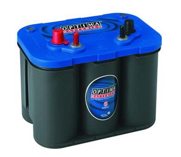 Optima Batteries 8006 006 34m Bluetop Starting Battery