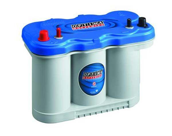 Optima Batteries 8027 127 D27m Bluetop Marine Boat Deep