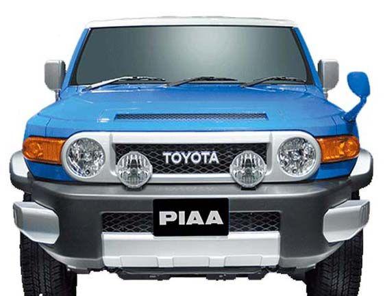 Piaa 05798 2007 2014 Toyota Fj Cruiser Driving Fog Light