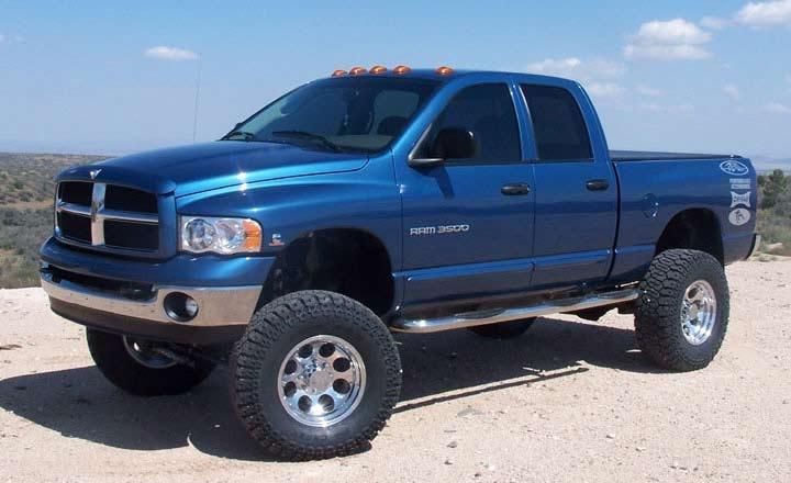 Performance Accessories 60113: Dodge Ram Diesel 3 Inch ...
