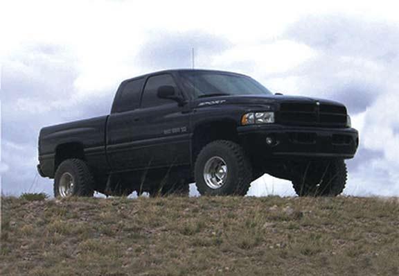Performance Accessories Pls607 06 08 Dodge Ram 1500 5