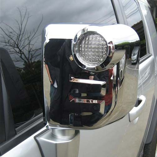 Putco 400118 Toyota Fj Cruiser Mirror Overlays