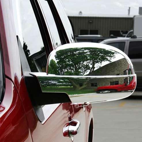 Gmc Yukon Yukon Xl Sierra Upper Mirror Replacement Mirror