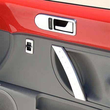 Vw New Beetle Interior Kit Dh Ps Sgf Complete Chrome Accessory Kits Putco 405056