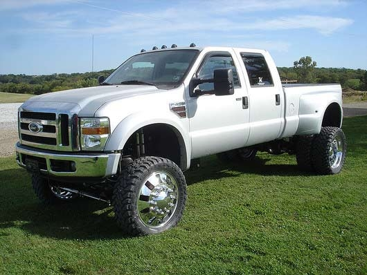 Recon 264143BK Ford Superduty LED Smoked Cab Lights
