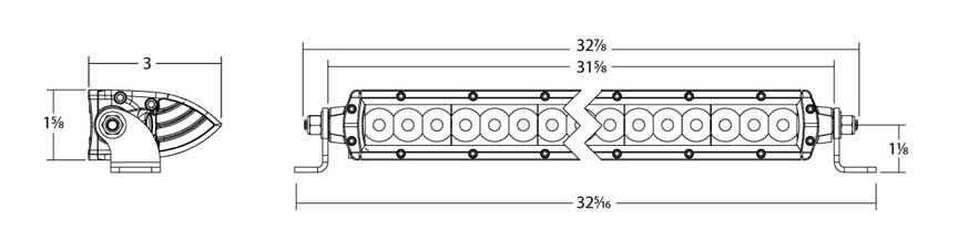 horn wiring diagram for 2002 lincoln town car rigid industries 93031 rigid 30 inch led light bar