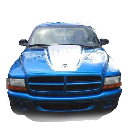 Rxx on Dodge Dakota Aftermarket Hood