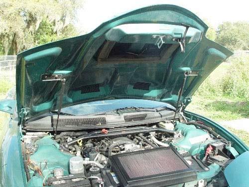 Suncoast Creations 28004k Pontiac Firebird Trans Am Ram