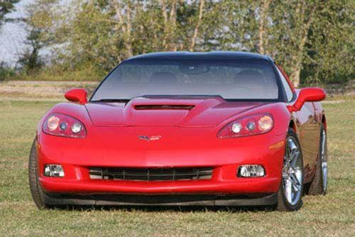 slp  hood    corvette unpainted