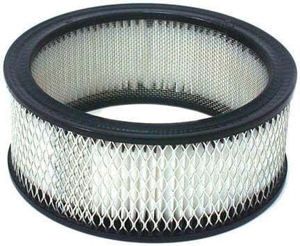 Round Air Filter Paper : Spectre round paper air filter