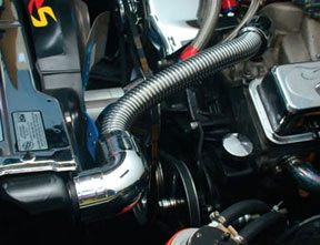 spectre 7898 magnakool 90 degree bend radiator end