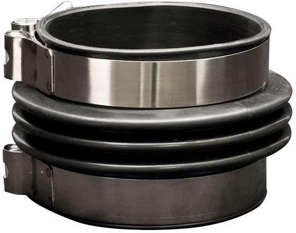 3 5 Inch Flex Boot Coupler Spectre 9575