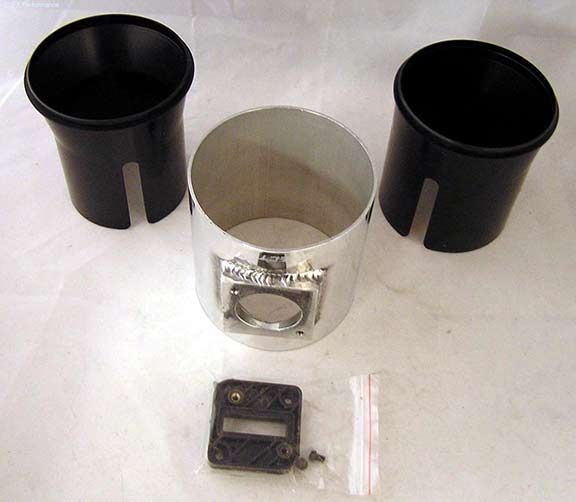 4 Inch Aluminum Mass Air Flow Sensor Adapter
