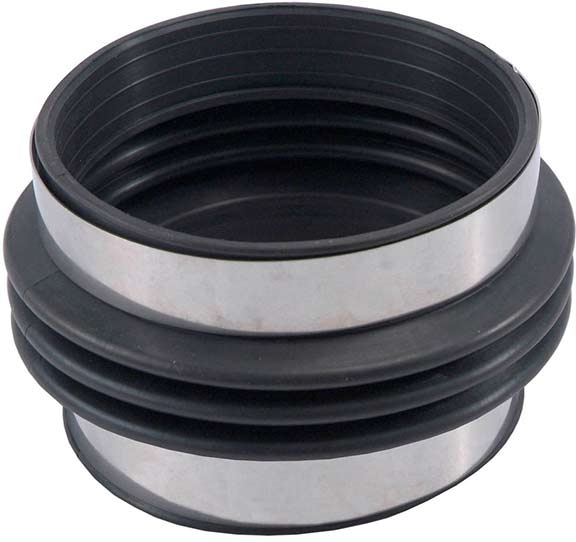 Gm Performance Air Intake Elbow Rubber Black Chevy Small: Spectre 9775: 4 Inch Flex Boot Coupler For Air Intakes