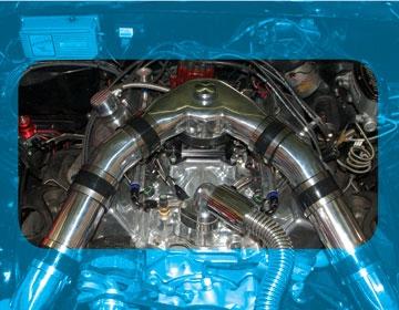 Spectre Performance 9859 Air Intake Plenum