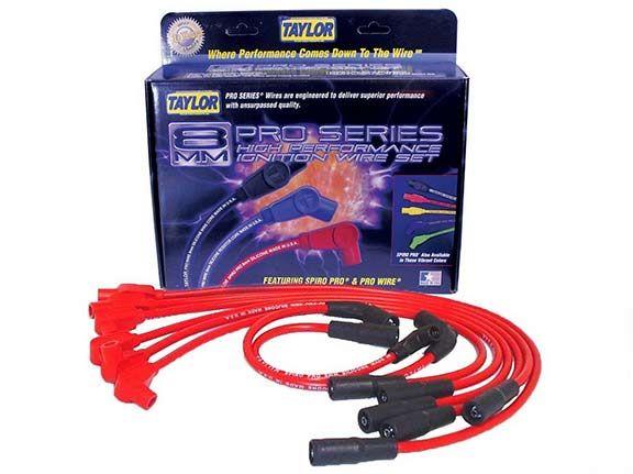 Taylor 74235 Spark Plug Wire Set 8mm Spiro Pro Custom 6
