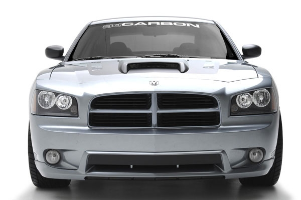 dodge charger body kit 5 piece with wing 3d carbon 691269. Cars Review. Best American Auto & Cars Review