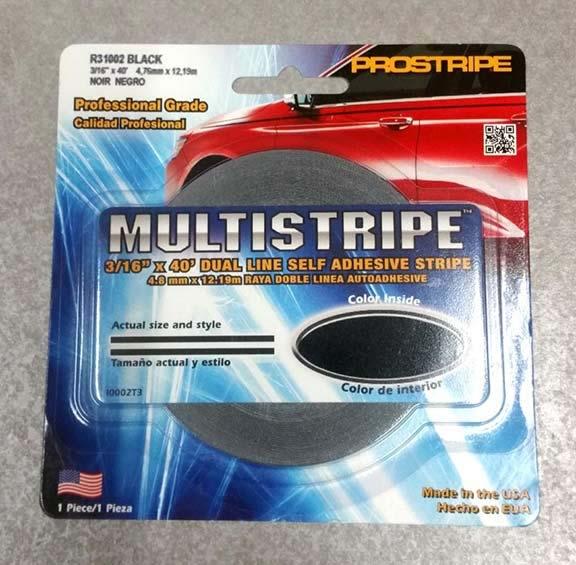 Trimbrite R31002 Pinstripe Tape Prostripe 3 16 Inch