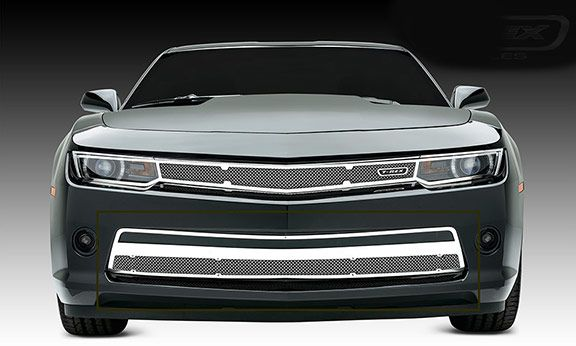 Trex 55031 2014 Chevrolet Camaro Rs Upper Class Formed Mesh Bumper Grille Replacement