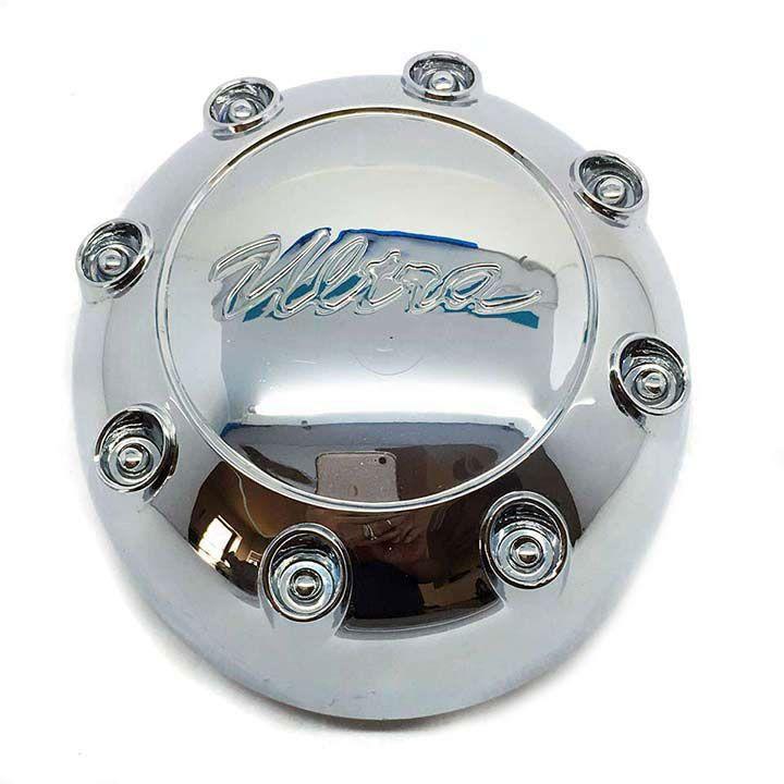 Ultra A89 9235 Ultra Center Cap Chrome 3 8 Inch Diameter