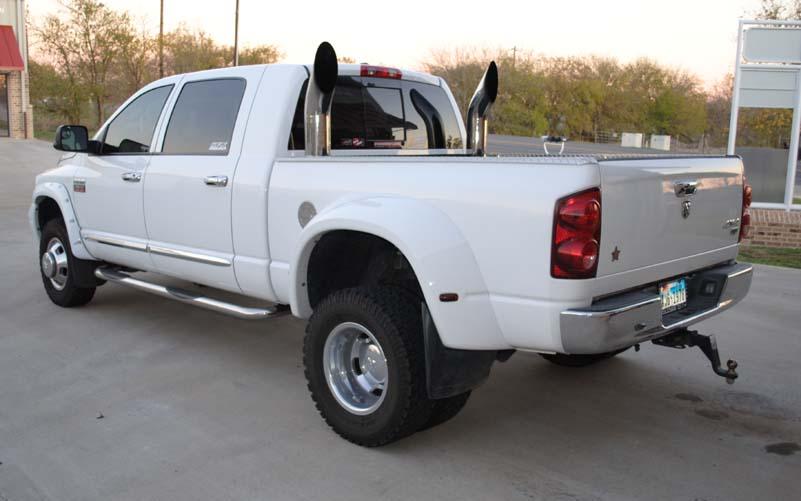 2008 Dodge Ram 3500 Mega Cab Cummins Diesel